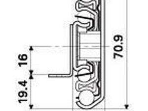 TITAN B (97-137 kg/pair)