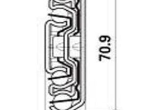 TITAN F (103-155 kg/pair) with Fail-Safe Anti Rebound