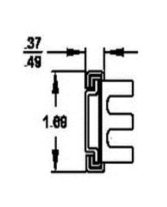Solid Section C-300S (36-43kg/pr) Lock Out & Detach