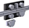 Steel V Rail Linear