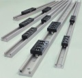 Radial Aluminum Long Length Linear Rail
