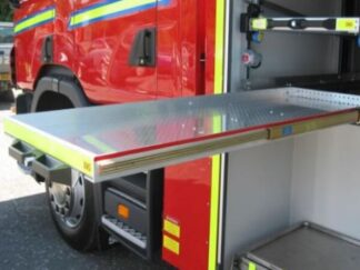 Fire & Emergency Truck Stowage Solutions
