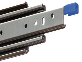Stainless Steel <227kg Fully Locking Container Slide