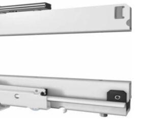 Fulterer Vertical Pull Out & Pantry Slides < 200kg
