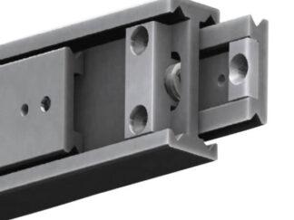 Radial Aluminium Cross Rollers: Aerospace AS9100-D < 400kg