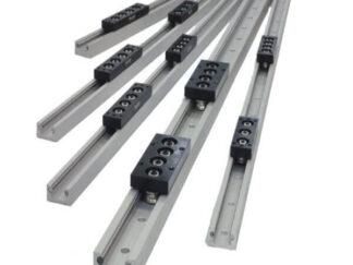 Saibo: Aluminium & Hardened Shaft Linear Rail
