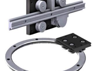 Saibo: Precision Hardened Steel V Rail & V Ring