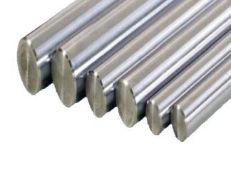 Saibo: Hardened Steel Chromed Shaft g6 Ø 5-30mm