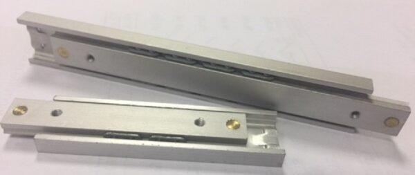 Micro Slide 1606 (3-12kg) Aluminium Non Corrosive. Bi-Directional