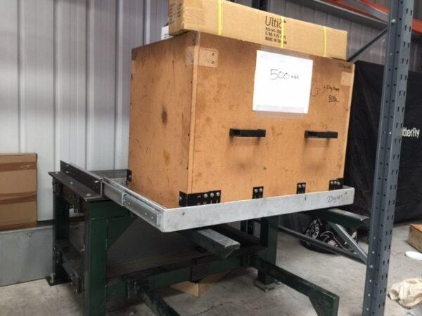 ULTIO 7050 (240-430kg/pr) 100% Extension. Stainless Bearings