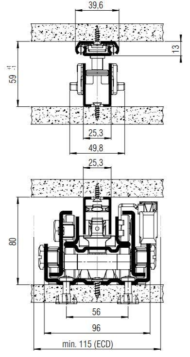 FR771 ECD (120kg) Absorption Upgrade Kit for FR 771