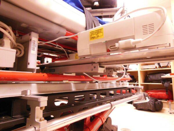 ADTSB-40 (50-110 kg/pr)  Aluminium Non Corrosive. Bi-Directional