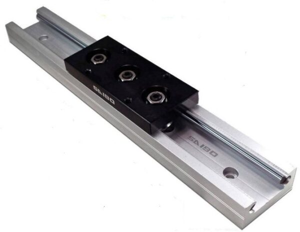 LGB65 - Compact Hardened Linear Rail (Rail Only)