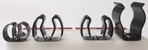 """1200 Tool Mounting Clip 1- 1-1/2"""" (25.4x38mm)"""