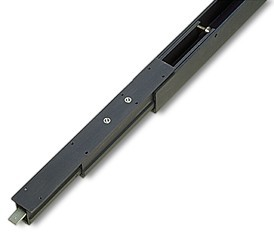 Bottom Mount D-1050 Train Battery Box Slide (215-576kg each)