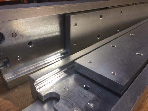 DTS-110 Full Extension (971-1500 kg/pair)