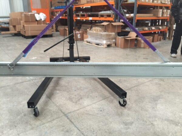DTS-150 Full Extension (1380-2040 kg/pair)