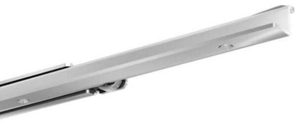 FR206 (100kg) Steel Partial Ext'n. Galv Bright Grey. Truck Fridge Slide