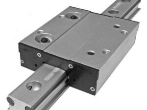 LGA 80- Profile Hardened Linear Rail (Rail Only)