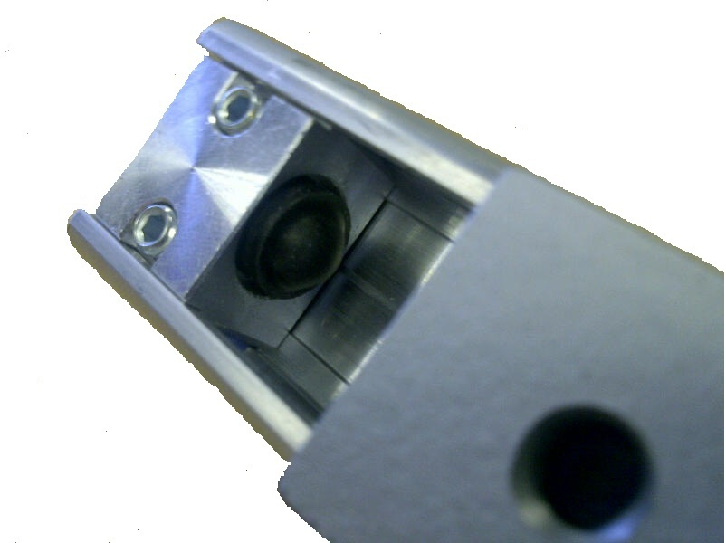 ALRS Buffered End Stop (For ALRS Rail)