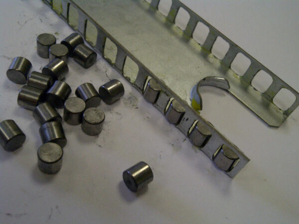 Radial Slide 6414 (10-30kg) Aluminium. Crossed Roller Bearings