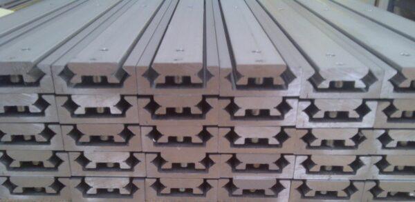 Radial Slide 3213 (20-56kg) Aluminium. Crossed Roller Bearings