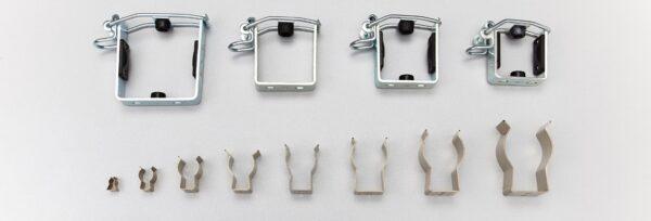 70mm Steel Locking Bracket