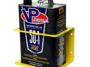 "Rectangular Can Holder -7"" x 4.5"" (177 x 114mm) Yellow Steel"