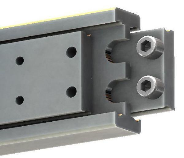 SDTS-90 Stainless Steel 316L (690-1125 kg/pr) - Full Ext'n