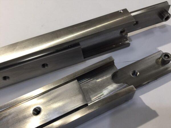 SDTS-50 Stainless Steel 316L (190-380 kg/pr) - Full Ext'n