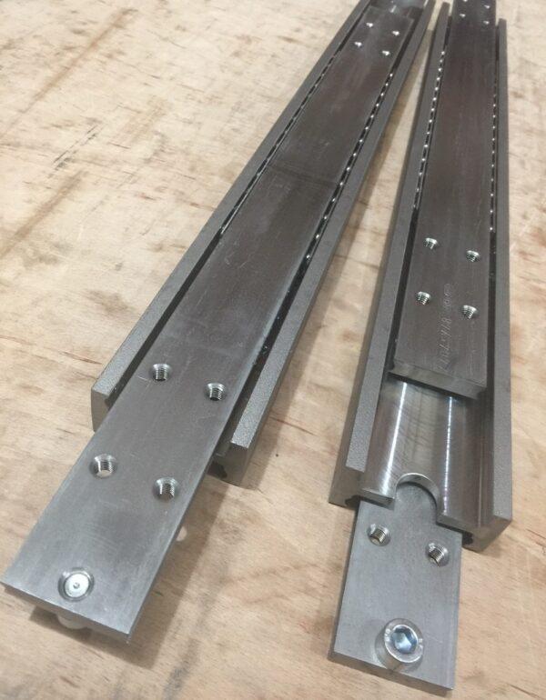SDTS-70 Stainless Steel 316L (403-650 kg/pr) - Full Ext'n