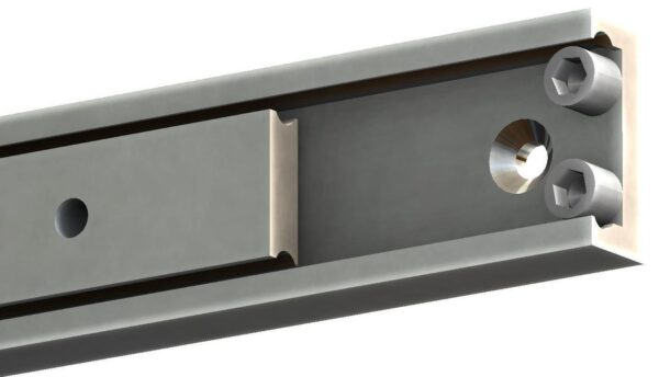 SOWS-40 Stainless Steel 316L (120-250 kg/pr) Partial Ext'n