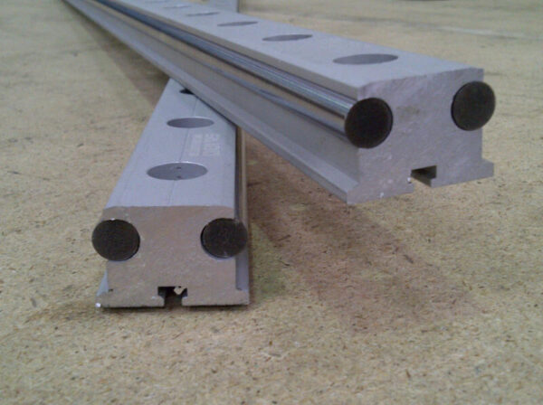 25mm Diameter Hardened Steel Shaft