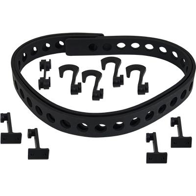 """Quick Fist Tie Down Belt - 965 x 38 x 6mm (38""""L x 1.5""""W X .25""""D)"""