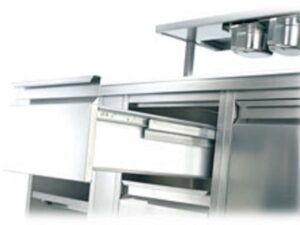 FR712 CNS  Stainless Steel Locking Catch