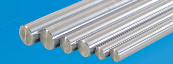 20mm Diameter Hardened Steel Shaft