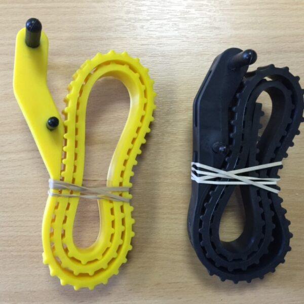 "Adjustable Lock Strap (33"") 2008-1 Yellow"