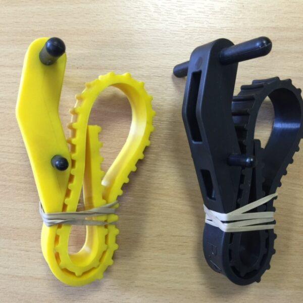 "Adjustable Lock Strap (18"") 2008 Yellow"