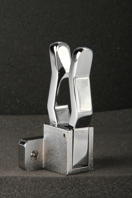 TCC Tulip Clip Chromed Steel
