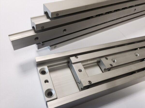 ULTIO 8028 (200-210 kg/pr) 120% Over Ext'n Aircraft Grade Aluminium & Stainless
